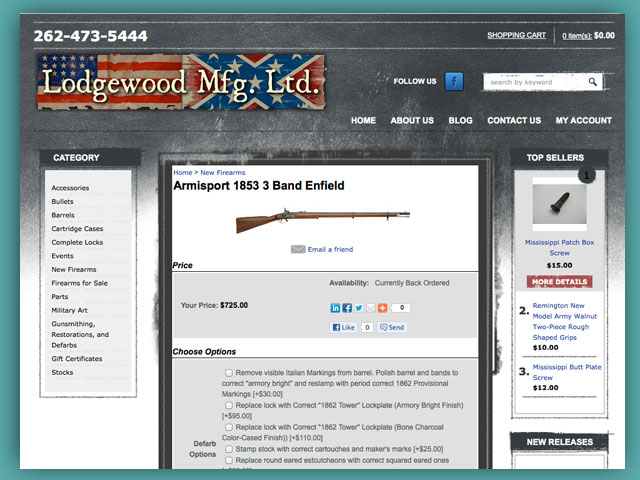 Website: Lodgewood Mfg. Ltd.